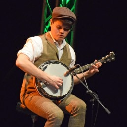 Woodwind and Steel - Irish Folk Band - Alex Banjo