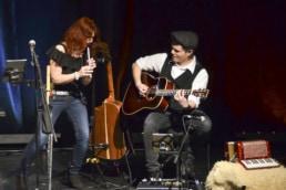 Woodwind and Steel - Irish Folk Band - Alex und Ann rock