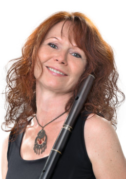 Woodwind and Steel - Irish Folk Band - Ann Profil Flute Solo