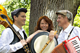 Woodwind and Steel - Irish Folk Band - Pressefoto1