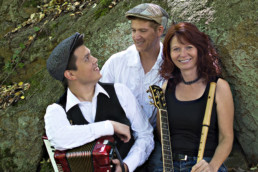 Woodwind and Steel - Irish Folk Band - Pressefoto2