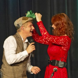 Woodwind & Steel - Irish Folk Band - Ann Ed Christmas Fun