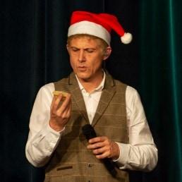 Ed Christmas Hat Woodwind&Steel Irish Christmas